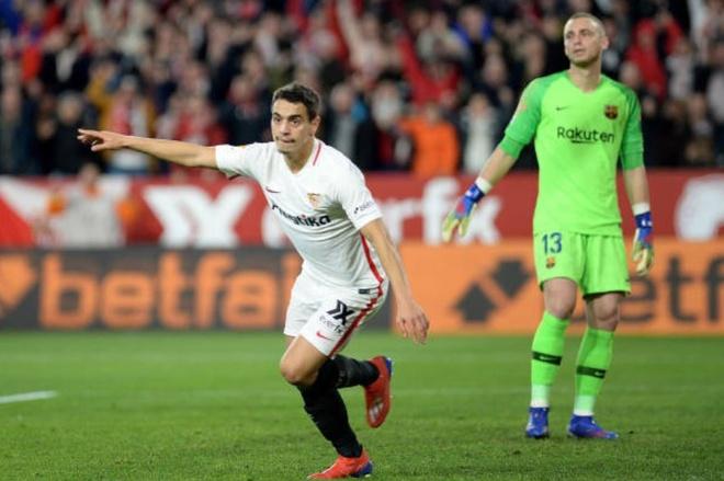 Tan binh ra mat that bai, Barca thua 0-2 o tu ket cup nha vua hinh anh 2