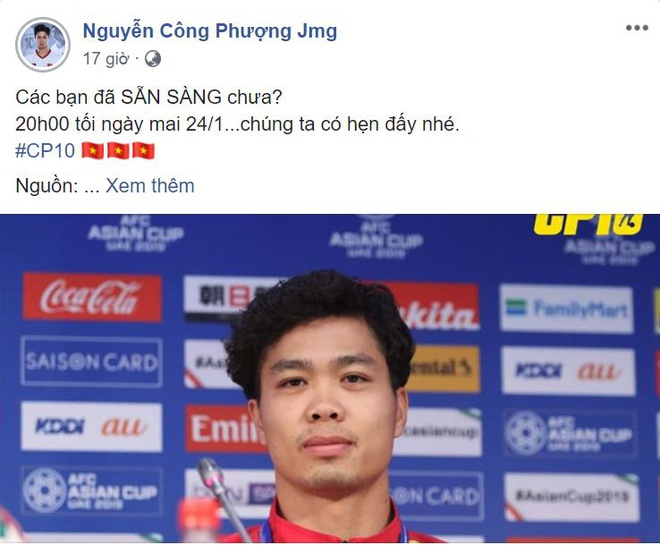 Bo Cong Phuong tin con se ghi ban vao luoi Nhat Ban hinh anh 8