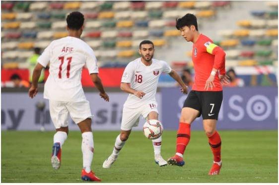 Han Quoc vs Qatar anh 13