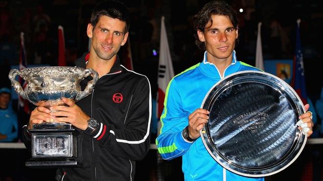 Huy diet Nadal, Djokovic gianh chuc vo dich Australian Open hinh anh 15