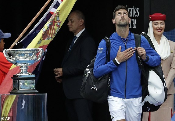 Huy diet Nadal, Djokovic gianh chuc vo dich Australian Open hinh anh 18