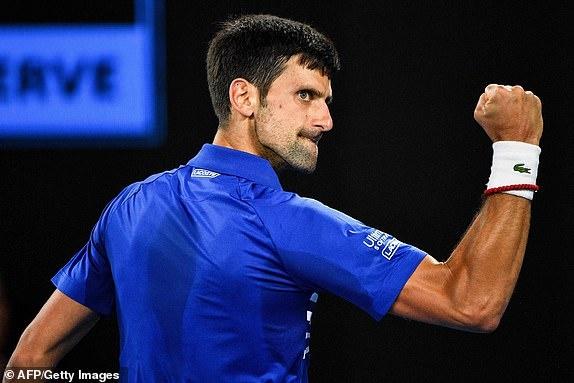 Huy diet Nadal, Djokovic gianh chuc vo dich Australian Open hinh anh 25