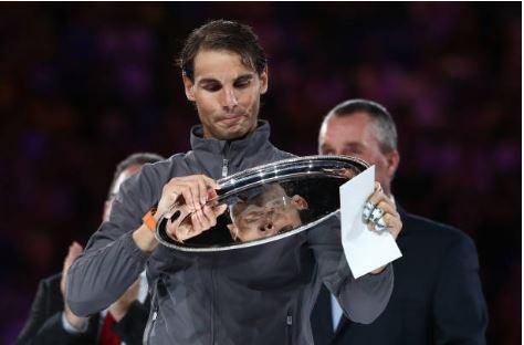Huy diet Nadal, Djokovic gianh chuc vo dich Australian Open hinh anh 33