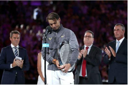 Huy diet Nadal, Djokovic gianh chuc vo dich Australian Open hinh anh 34