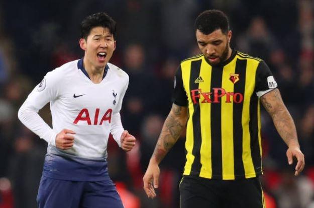 Son Heung-min toa sang giup Tottenham nguoc dong ha Watford hinh anh 2
