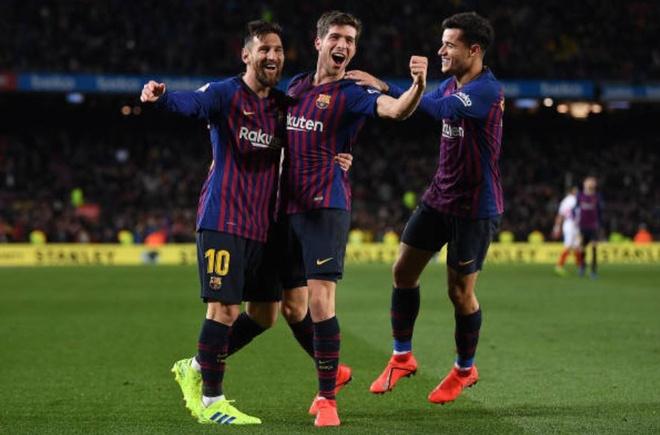 Thang Sevilla 6-3, Barca vao ban ket cup nha vua Tay Ban Nha hinh anh 2