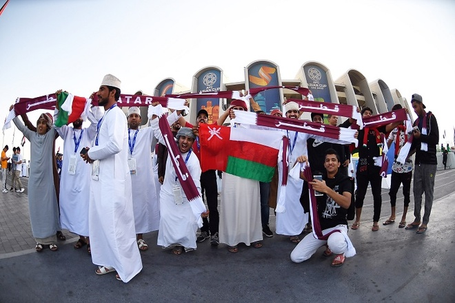 Ha guc Nhat Ban, Qatar dang quang Asian Cup thuyet phuc hinh anh 9