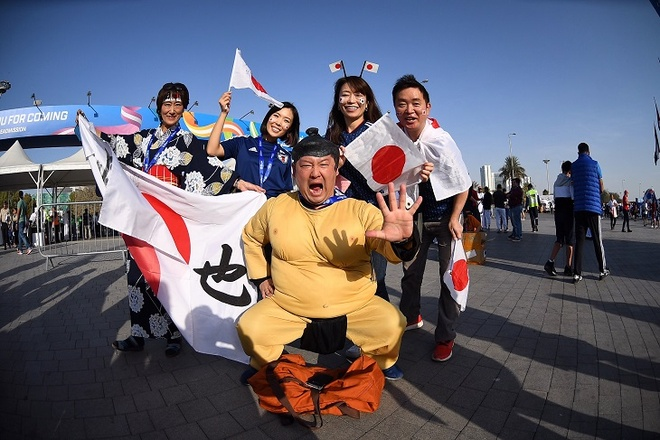 Ha guc Nhat Ban, Qatar dang quang Asian Cup thuyet phuc hinh anh 8