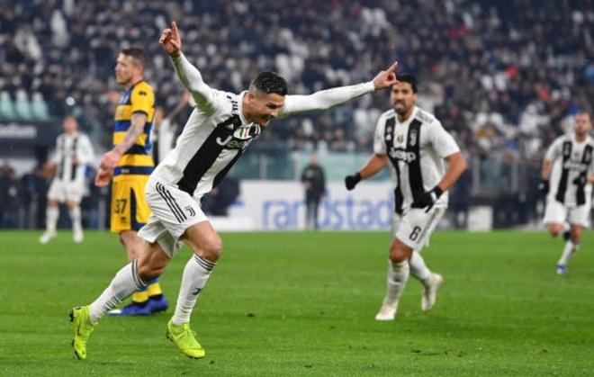 Ronaldo Ghi 2 Ban, Juventus Van Mat Diem O Phut Bu Gio Hinh Anh 1
