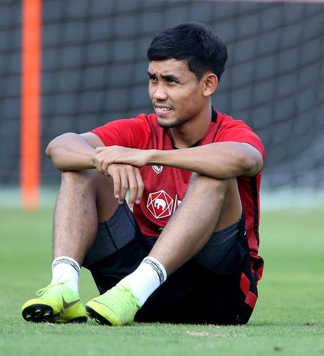 Van Lam rang ro trong buoi tap dau tien cung Muangthong United hinh anh 7