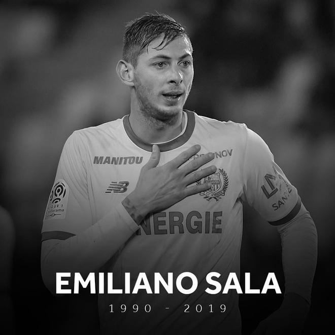 Emiliano Sala thiet mang trong vu roi may bay hinh anh 1
