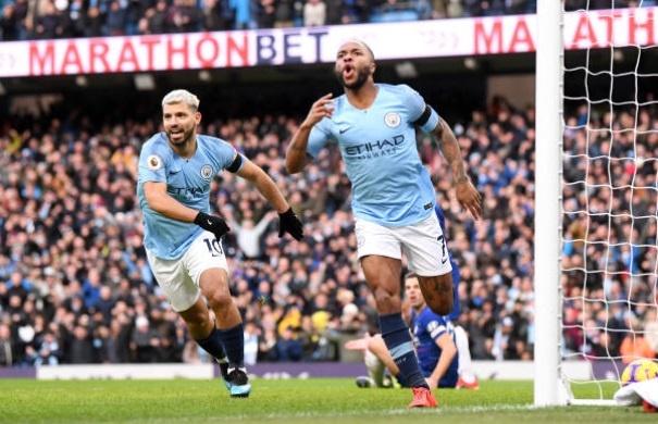 De bep Chelsea 6-0, Man City tro lai ngoi dau Premier League hinh anh 16