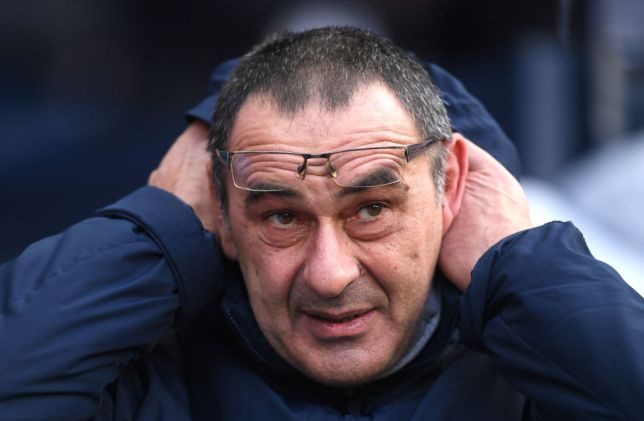 HLV Sarri tu choi bat tay Pep Guardiola sau tran thua 0-6 hinh anh 2