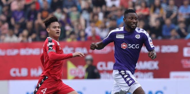 CLB Ha Noi 1-0 Binh Duong: The tran chac chan hinh anh