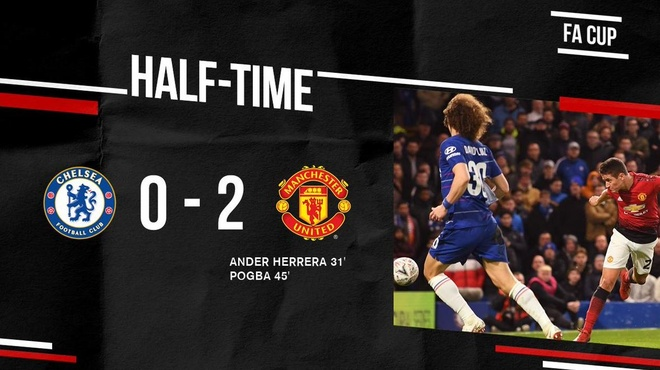 Chelsea 0-2 Man Utd: Pogba ruc sang hinh anh 26