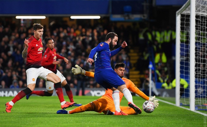Cham diem Chelsea 0-2 Man Utd: Pogba khong phai hay nhat hinh anh 3