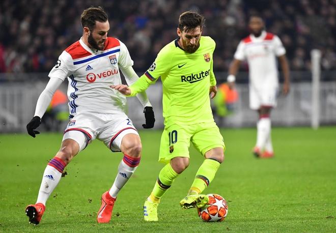 Hau ve Lyon: 'Kem Messi de hon Mbappe' hinh anh 1