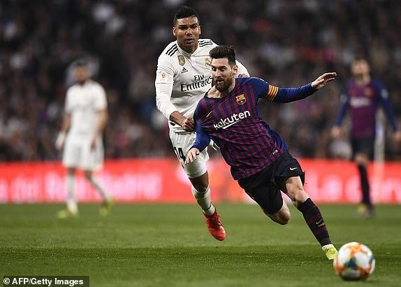 Suarez toa sang, Barca de bep Real Madrid 3-0 ngay tai Bernabeu hinh anh 8
