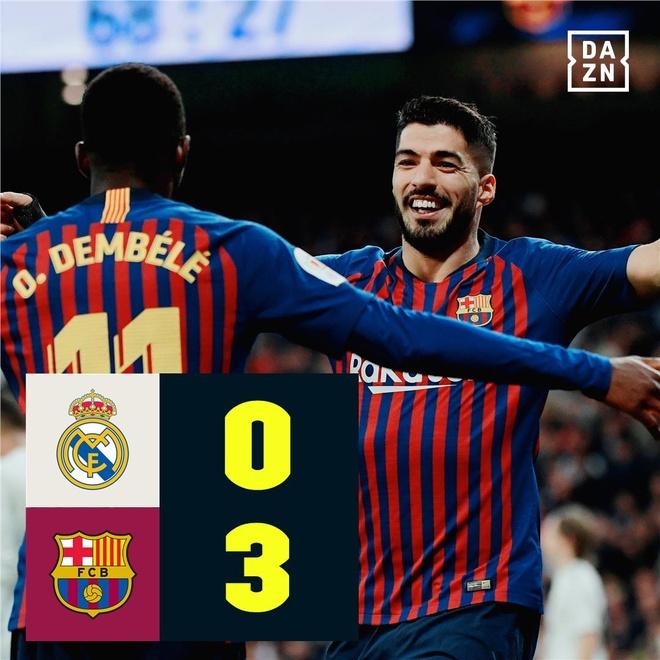 Suarez toa sang, Barca de bep Real Madrid 3-0 ngay tai Bernabeu hinh anh 9