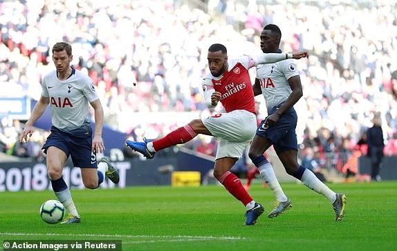 Tottenham 1-1 Arsenal: 2 qua 11 m gay tranh cai hinh anh 14