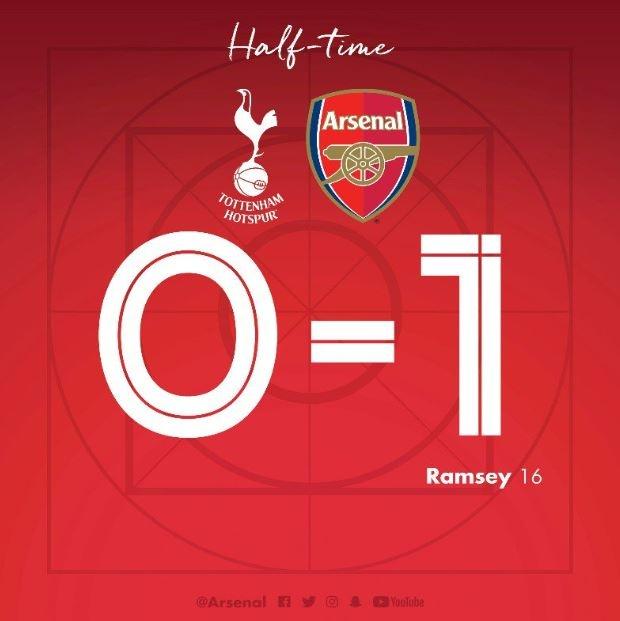 Tottenham 1-1 Arsenal: 2 qua 11 m gay tranh cai hinh anh 22