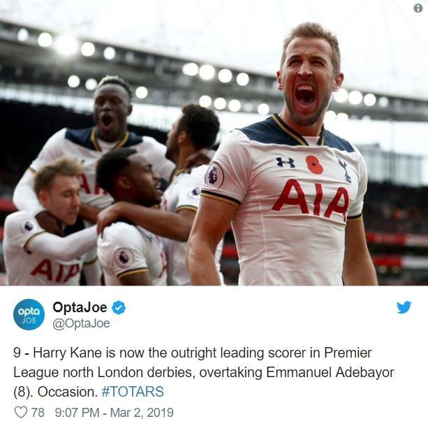Tottenham 1-1 Arsenal: 2 qua 11 m gay tranh cai hinh anh 27