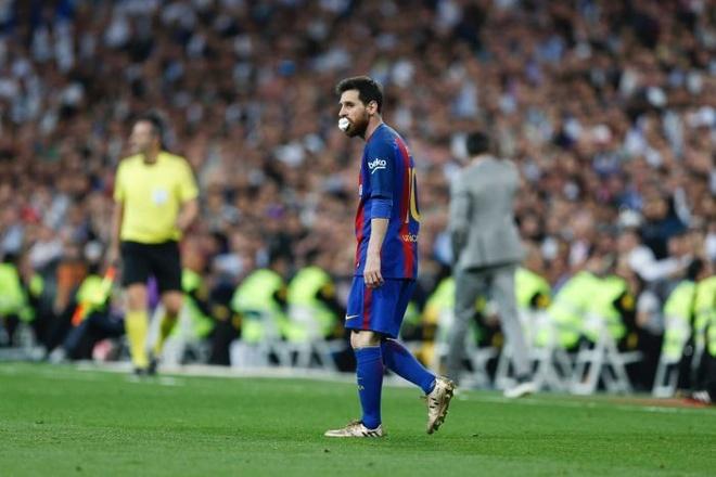 HLV Valverde tiet lo thoi quen la cua Messi o dau cac tran dau hinh anh 1