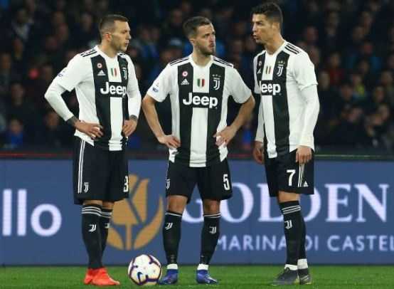 Juventus,  Ronaldo,  Max Allegri,  Champions League,  Real Madrid anh 11