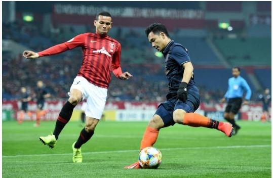Buriram United thua Urawa Reds trong tran Xuan Truong du bi hinh anh 9