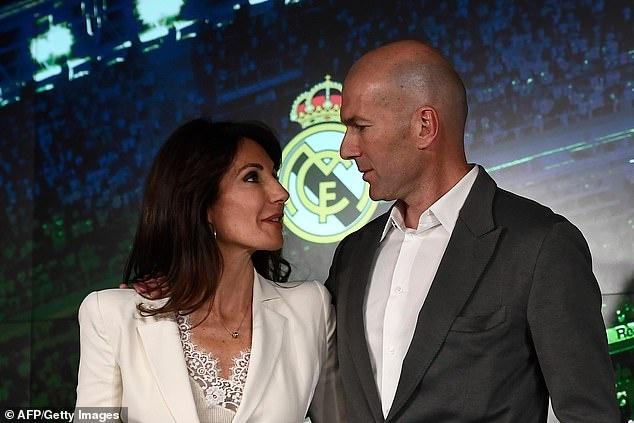 Zidane sanh dieu trong ngay tro lai Real Madrid hinh anh 4