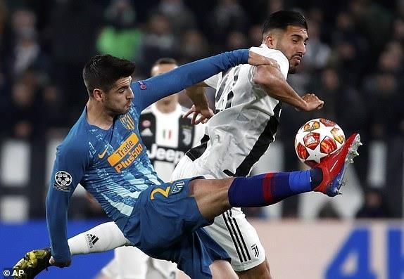 Juventus vs Atletico anh 14