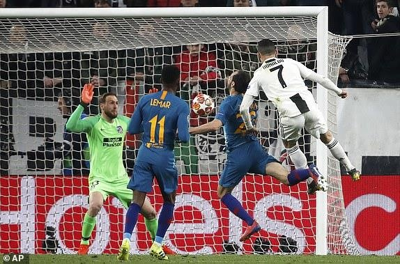 Juventus vs Atletico anh 15