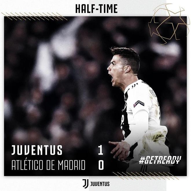 Juventus vs Atletico anh 17