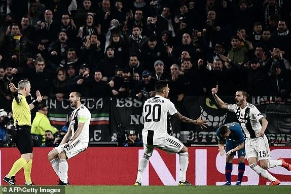 Juventus vs Atletico anh 12