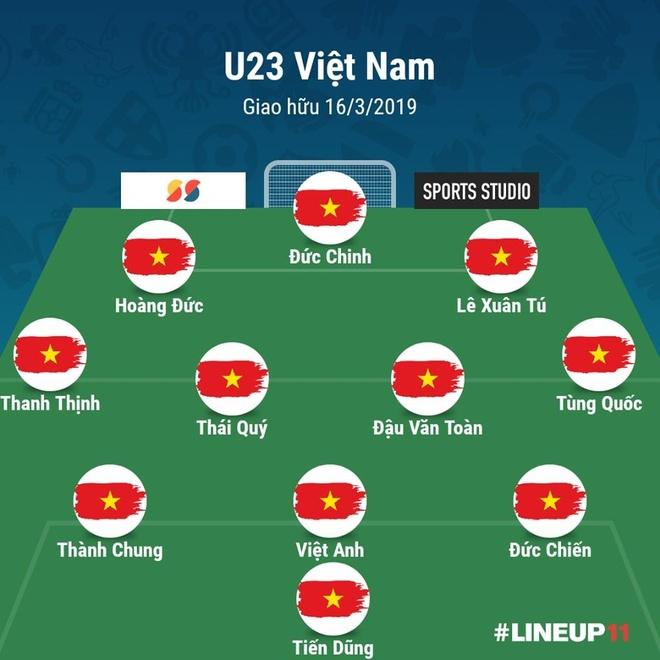 U23 Viet Nam thang 6-1 DT Dai Loan (Trung Quoc) hinh anh 5