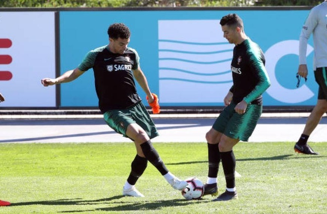 Ronaldo lan dau tro lai tuyen ke tu that bai o World Cup 2018 hinh anh 5