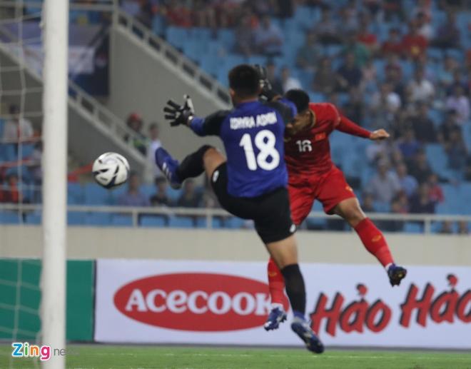 U23 Viet Nam dan dau bang sau tran thang 6-0 hinh anh 11