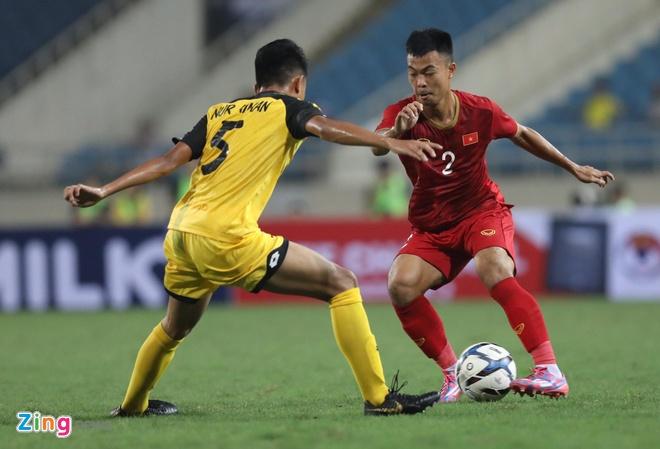 U23 Viet Nam dan dau bang sau tran thang 6-0 hinh anh 13