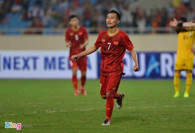 U23 Viet Nam dan dau bang sau tran thang 6-0 hinh anh 17