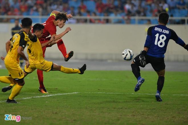 U23 Viet Nam dan dau bang sau tran thang 6-0 hinh anh 15