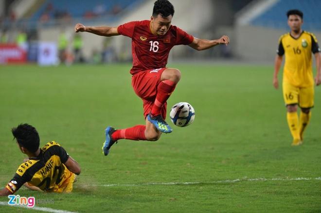 U23 Viet Nam dan dau bang sau tran thang 6-0 hinh anh 16