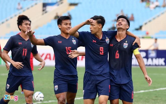 U23 Thai Lan de bep Brunei 8-0, gay suc ep toi Viet Nam hinh anh 3