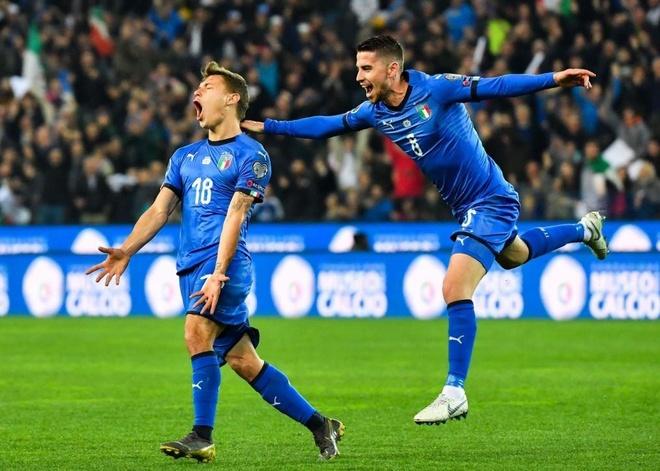 Italy thang Phan Lan 2-0 anh 1