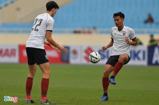 U23 Thai Lan de bep Brunei 8-0, gay suc ep toi Viet Nam hinh anh 8