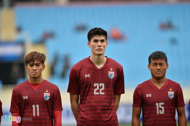 U23 Thai Lan de bep Brunei 8-0, gay suc ep toi Viet Nam hinh anh 11