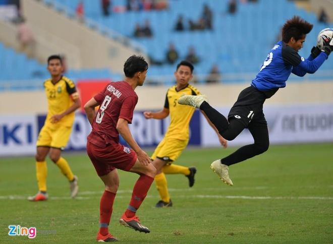 U23 Thai Lan de bep Brunei 8-0, gay suc ep toi Viet Nam hinh anh 16