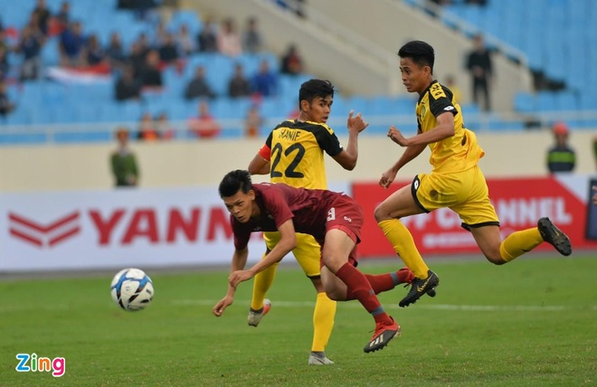 U23 Thai Lan de bep Brunei 8-0, gay suc ep toi Viet Nam hinh anh 22