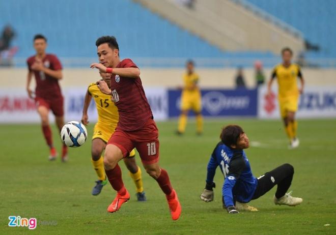 U23 Thai Lan de bep Brunei 8-0, gay suc ep toi Viet Nam hinh anh 20