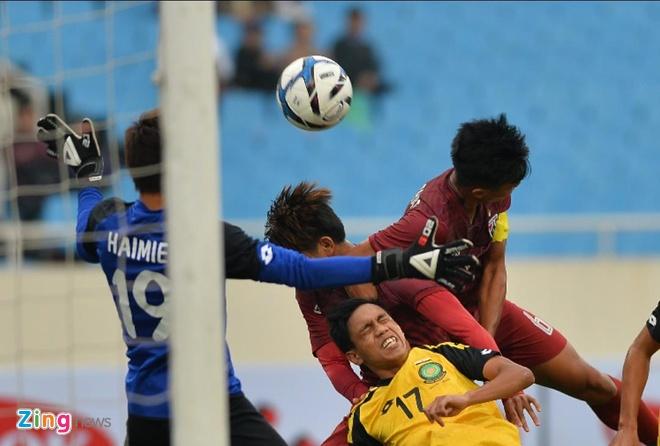U23 Thai Lan de bep Brunei 8-0, gay suc ep toi Viet Nam hinh anh 21