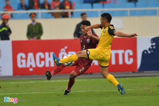U23 Thai Lan de bep Brunei 8-0, gay suc ep toi Viet Nam hinh anh 13